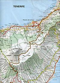 Michelin Karte Kanarische Inseln; Îles Canaries - Produktdetailbild 2