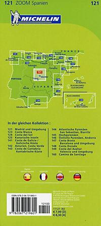 Michelin Karte Madrid und Umgebung; Madrid et ses environs - Produktdetailbild 1