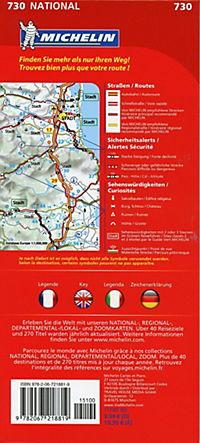 Michelin Karte Österreich; Autriche - Produktdetailbild 1