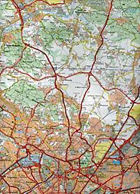 Michelin Karte Paris und Umgebung - Produktdetailbild 2