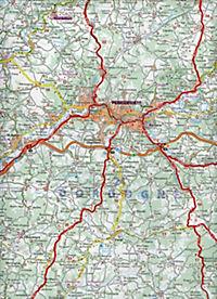 Michelin Karte Périgord, Quercy - Produktdetailbild 2