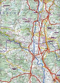 Michelin Karte Provence - Camargue - Produktdetailbild 2