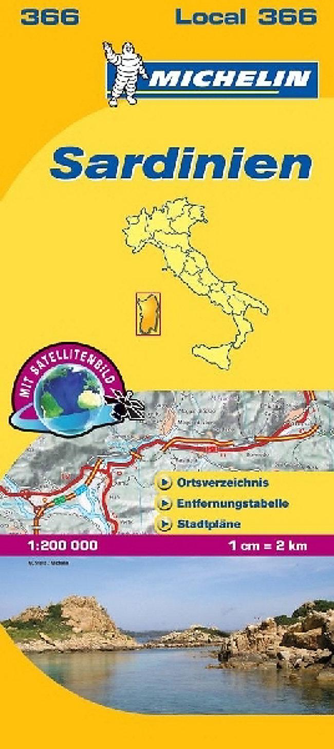 michelin karte Michelin Karte Sardinien Buch bei Weltbild.ch online bestellen