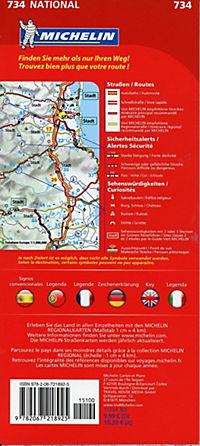 Michelin Karte Spanien / Portugal; Espagne, Portugal - Produktdetailbild 1