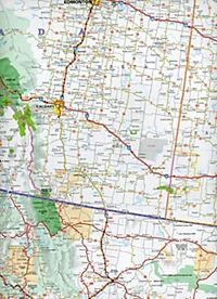 Michelin Karte USA West, Kanada West; USA West, Canada West - Produktdetailbild 2