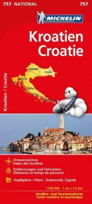 Michelin Kroatien; Croatie