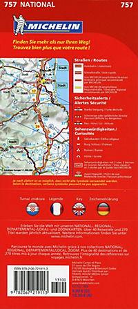Michelin Kroatien; Croatie - Produktdetailbild 1