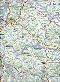 Michelin Kroatien; Croatie - Produktdetailbild 2