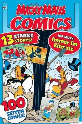 Micky Maus Comics, Walt Disney