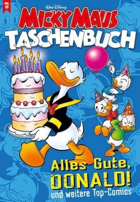 Micky Maus Taschenbuch - Alles Gute, Donald - Walt Disney pdf epub