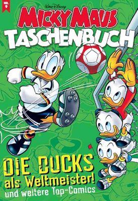 Micky Maus Taschenbuch - Die Ducks als Weltmeister, Walt Disney