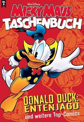 Micky Maus Taschenbuch - Donald Duck: Entenjagd, Walt Disney