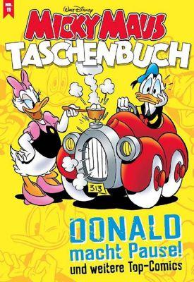 Micky Maus Taschenbuch - Donald macht Pause, Walt Disney