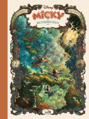 Micky und der verlorene Ozean, Walt Disney, Silvio Camboni, Denis-Pierre Filippi