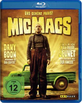 MicMacs - Uns gehört Paris!, Jean-Pierre Jeunet, Guillaume Laurant