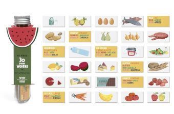 Micro Dictionary - Food (Spiel)