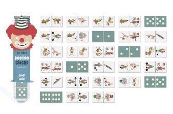Micro Domino - Circus (Spiel)