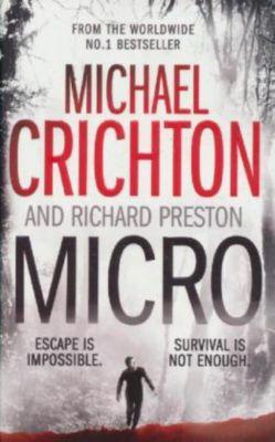 Micro, English edition, Michael Crichton