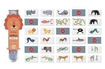 Micro Memo - Wild Animals (Spiel)