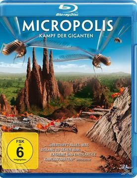 Micropolis, Philippe Calderon, Georges Marbeck, Guillaume Vincent