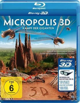 Micropolis 3D-Edition, Philippe Calderon, Georges Marbeck, Guillaume Vincent