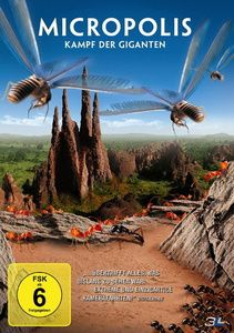 Micropolis, DVD, Film