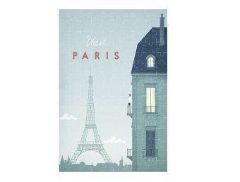 Micropuzzle - Visit Paris (Puzzle)