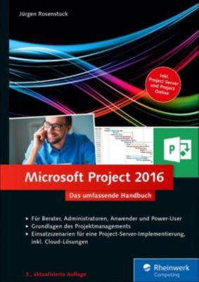 Microsoft Project 2016, Jürgen Rosenstock