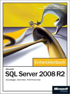 Microsoft SQL Server 2008 R2, m. CD-ROM, Georg Urban, Bernd Jungbluth