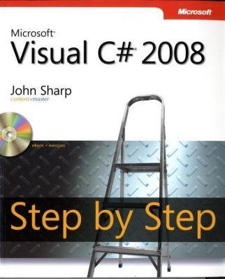 Microsoft Visual C sharp 2008, m. CD-ROM, John Sharp