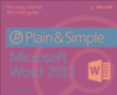 microsoft word 2013 book pdf