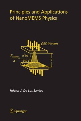 Microsystems: Principles and Applications of NanoMEMS Physics, Hector Santos