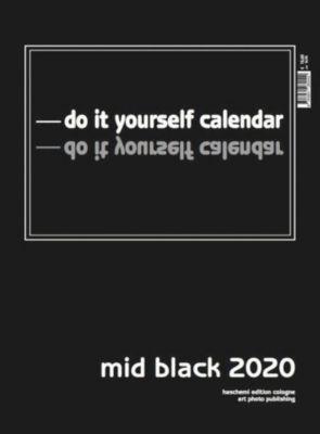 Mid Black 2019 - Blanko Mid Format