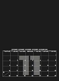 Mid Black 2019 - Blanko Mid Format - Produktdetailbild 12