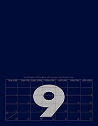 Mid Blue 2019 - Blanko Mid Format - Produktdetailbild 10