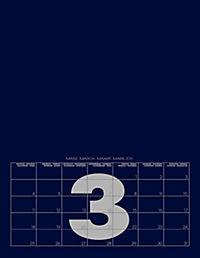 Mid Blue 2019 - Blanko Mid Format - Produktdetailbild 4