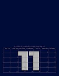 Mid Blue 2019 - Blanko Mid Format - Produktdetailbild 12