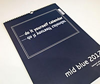 Mid Blue 2019 - Blanko Mid Format - Produktdetailbild 14