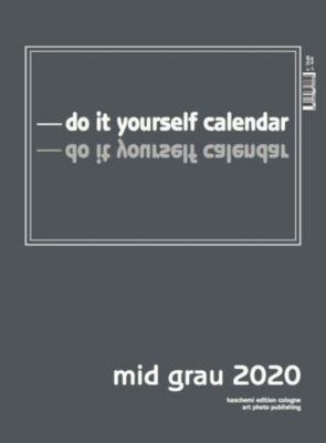 Mid Grau 2019 - Blanko Mid Format, Baback Haschemi
