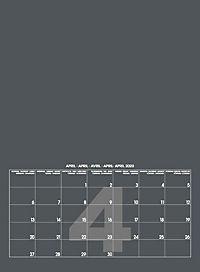 Mid Grau 2019 - Blanko Mid Format - Produktdetailbild 5