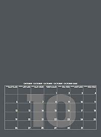 Mid Grau 2019 - Blanko Mid Format - Produktdetailbild 11