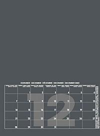 Mid Grau 2019 - Blanko Mid Format - Produktdetailbild 13
