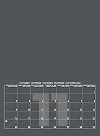 Mid Grau 2019 - Blanko Mid Format - Produktdetailbild 12