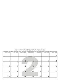 Mid White 2019 - Blanko Mid Format - Produktdetailbild 3