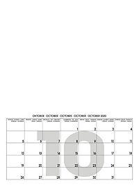 Mid White 2019 - Blanko Mid Format - Produktdetailbild 11