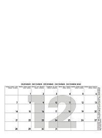 Mid White 2019 - Blanko Mid Format - Produktdetailbild 13
