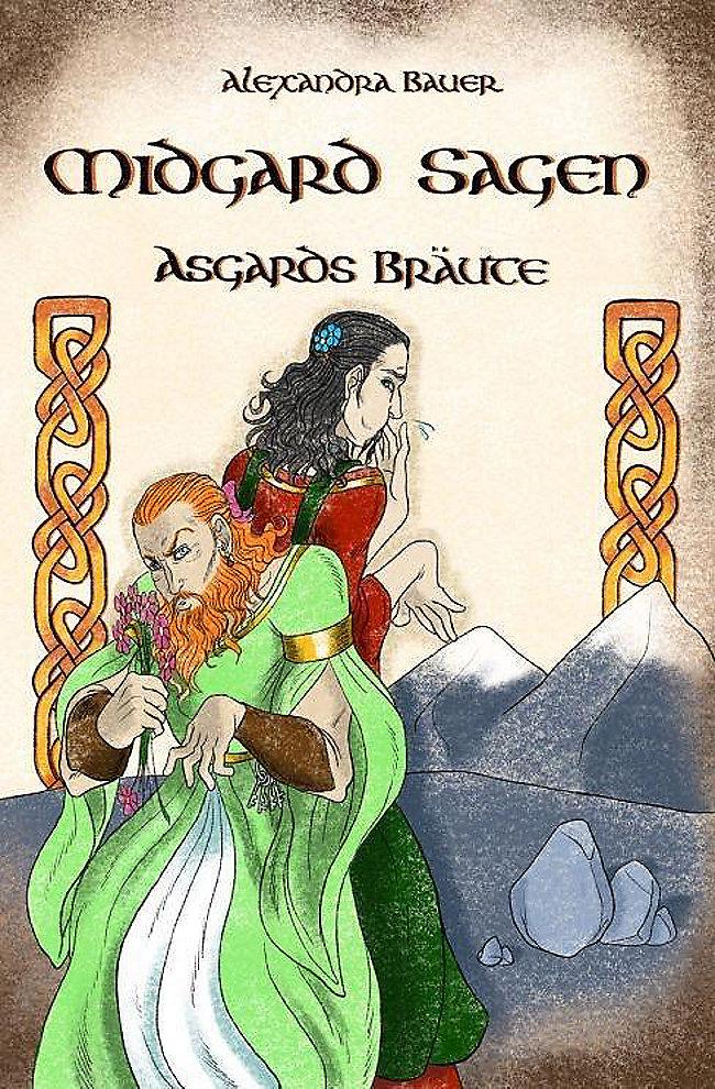 Midgard Sagen Asgards Bräute Buch Portofrei Bei Weltbild At