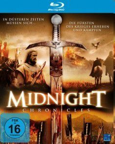Midnight Chronicles, Christian T. Petersen, Greg Benage
