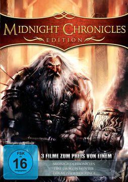 Midnight Chronicles: Midnight Chronicles, Fire Dragon Hunter, Der Meister der Ringe Movie Edition, Christian T. Petersen, Greg Benage, Patrick Phillips, Sam Wells, Jefferson O. S. Brassfield, Brock Morse
