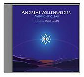Midnight Clear - Andreas Vollenweider feat. Carly Simon, Andreas Vollenweider